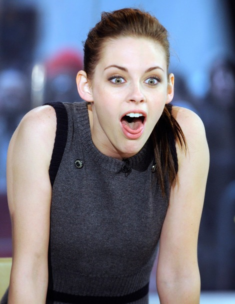 Kristen here is really expressive!