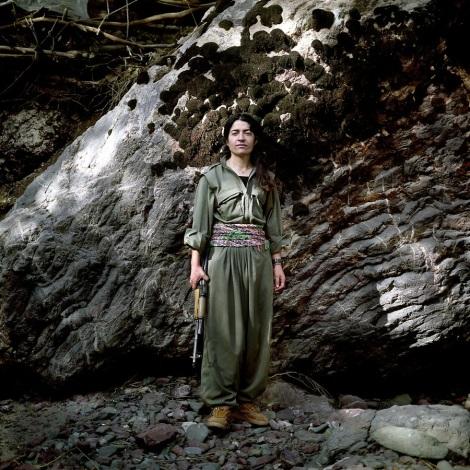 Kurdistan Girl Guerilla
