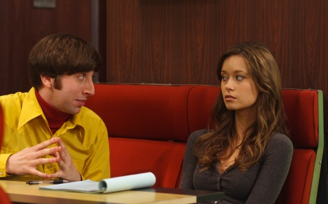 Summer Glau Howard Wolowitz TBBT