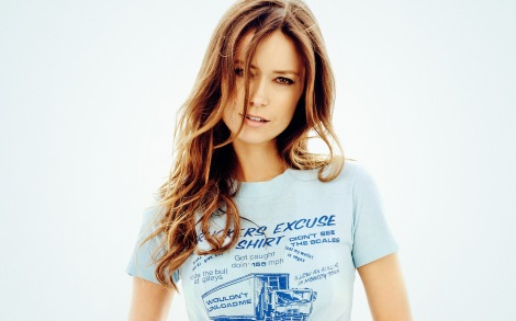 Summer Glau t-shirt