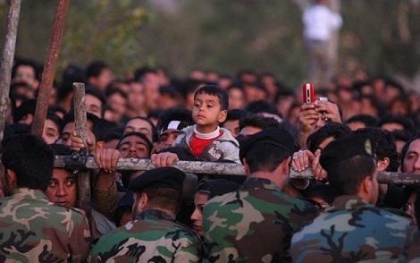 Iran Execution Public
