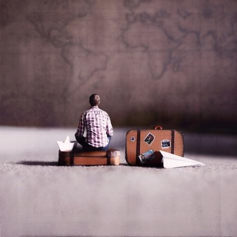 Traveler by Joel Robinson