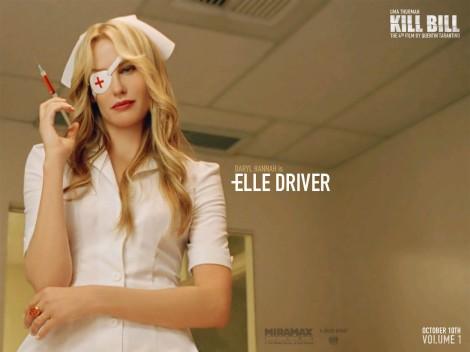 Elle Driver Nurse