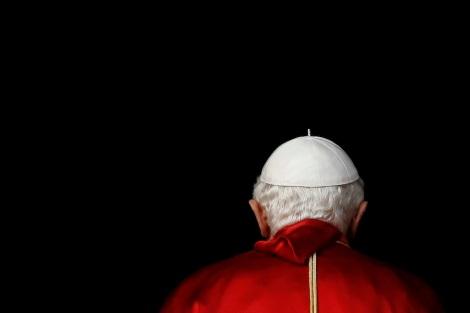 Auf Wiedersehen Pope Benedict XVI
