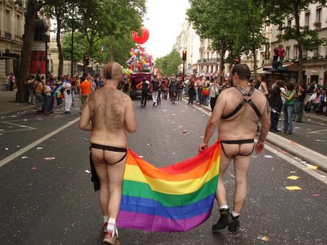 Gay Pride 2011 Paris