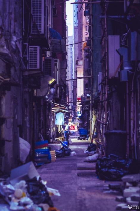 Hong Kong. A photo by Niroch Nawzad © 2013-2014