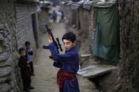 Afghan Refugees by Muhammed Muheisen