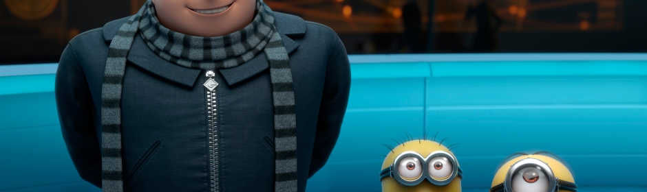 despicable me wallpaper minions 64 images - 940×280