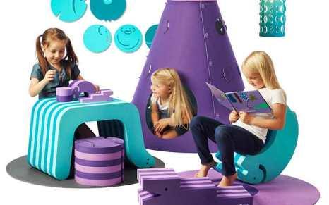 bobles kids room