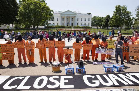 Guantanamo. Remorse or regret.