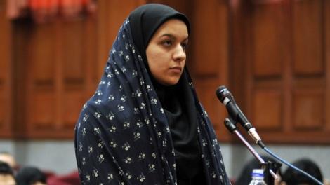 Reyhaneh Jabbari Trial