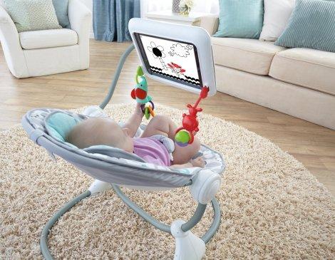 ipad baby seat 2