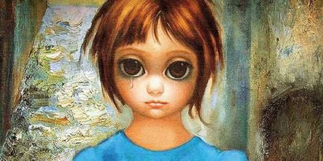 big eyes tim burton