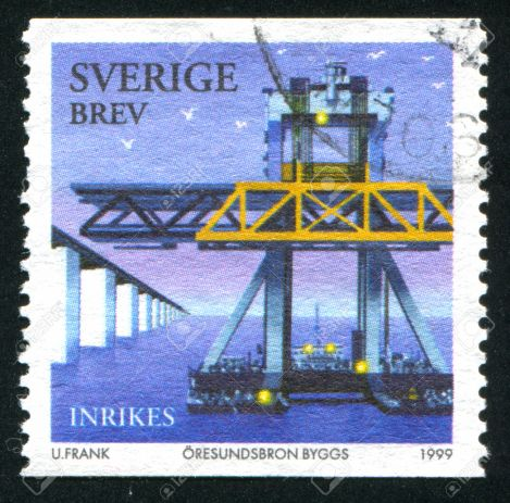 Construction of Oresund Bridge