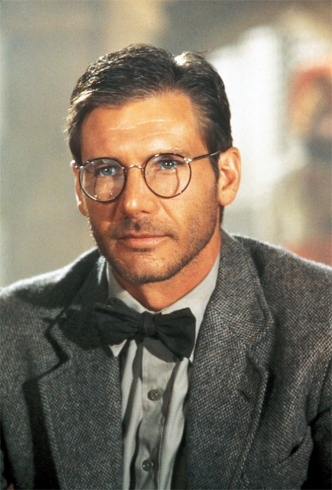 Han Solo dies in The Force Awakens, the last movie of Star Wars. I want to remember him as Doctor Indiana Jones. Indy never dies.