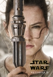 Rey Skywalker is the daughter of Luke. She does not know, but she is going to be a Jedi knight as well.
